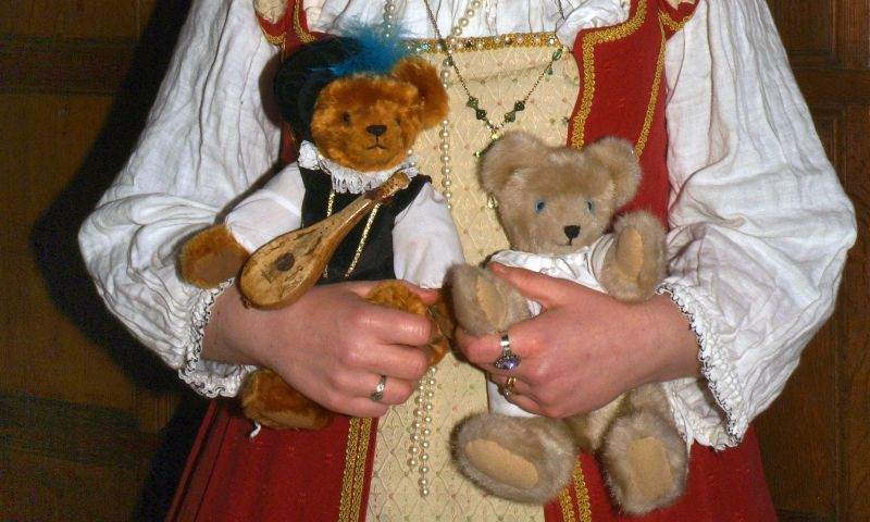 Advertising Education Service Story Telling with the Champneys Bears