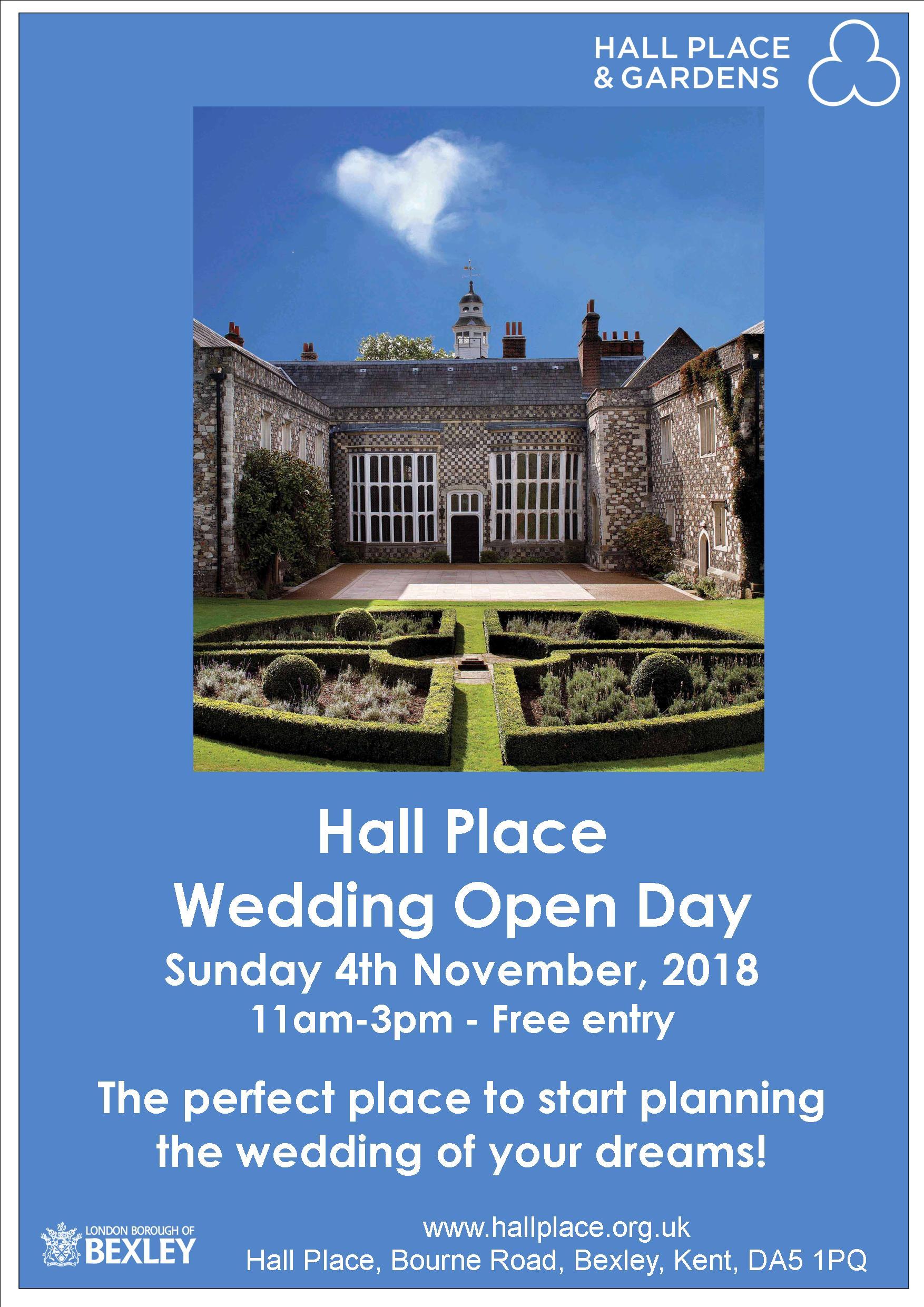 Wedding Advertising Wedding Open Day
