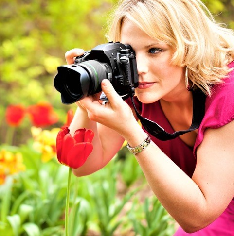 Event Advertising - Spring Photography Workshop