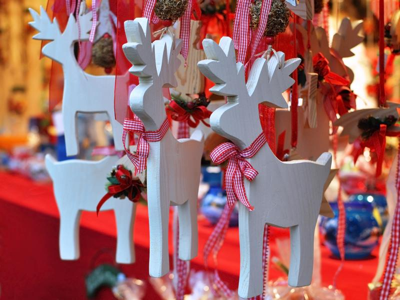Christmas Craft Fair 16 And 17 Nov Hall Place Gardens