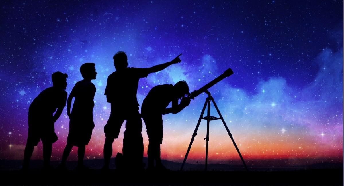 Event Advertising - Stargazing