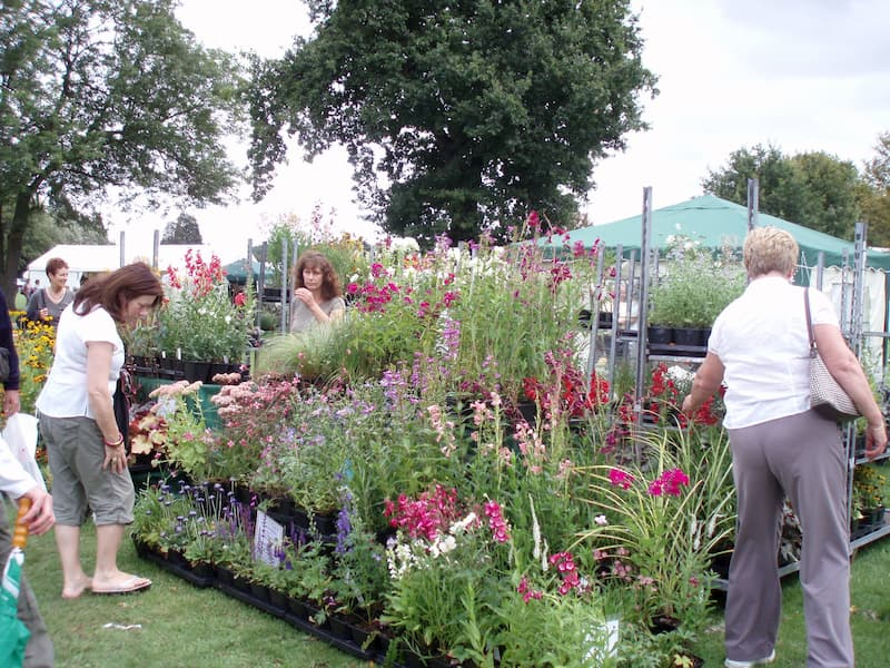 Event Advertising - Garden Roadshow