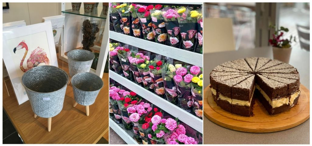 Promoting Stables Gallery & Gift Shop, BBH Plant Centre, Riverside Cafe