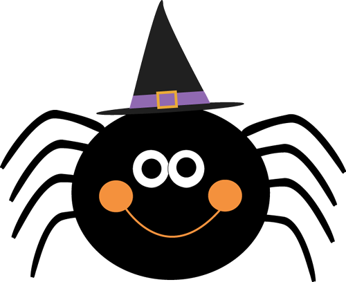 Advertising -Halloween Trail Spider Education Service