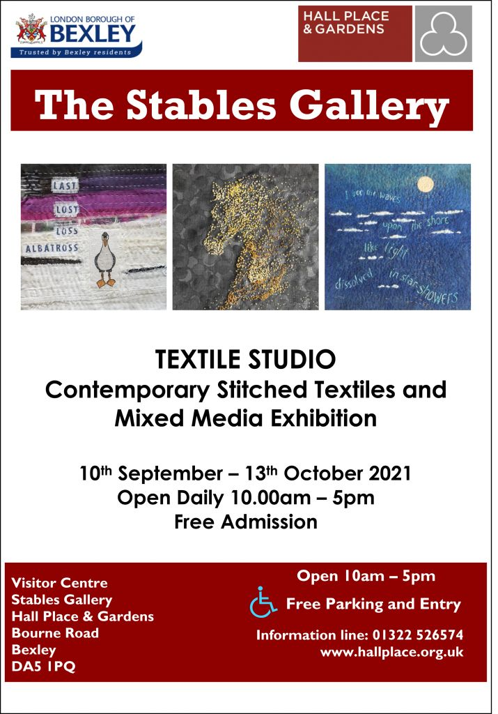 Bexley Arts Trust Summer Exhibition promotional poster
